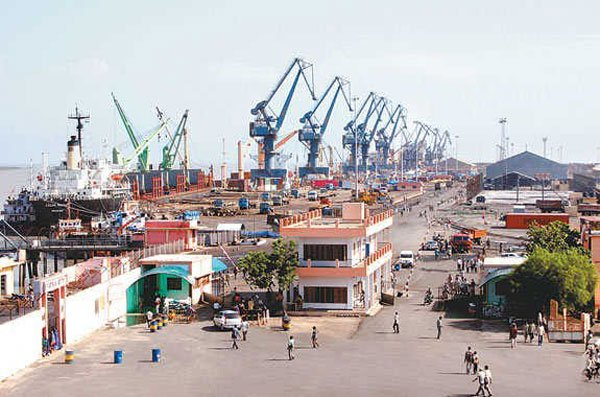 Kandla Port, Gujarat