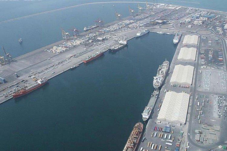 Mina Port Rashid - Dubai