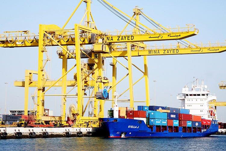 Mina Zayed Port
