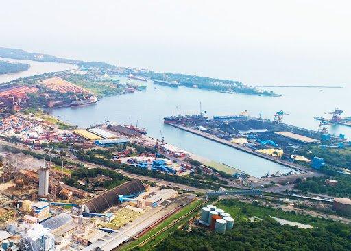 New Mangalore Port