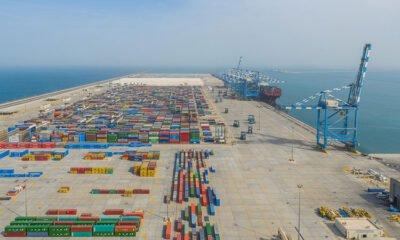 Port Khalifa- Abu Dhabi
