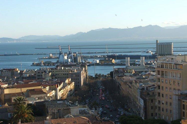 Port of Cagliari